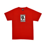 Rating [Red] Tee
