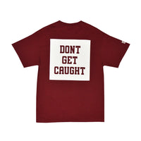 Commandment [Maroon] Tee