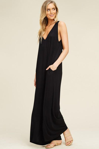 Just Chill - Hooded Jumpsuit