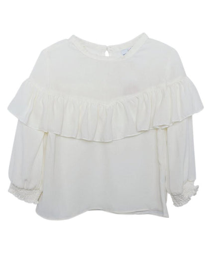 KIMMIES RUFFLES - BLOUSE
