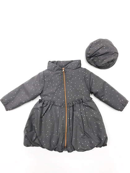 GRACIE - 2PC DOT COAT