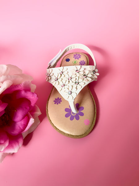 GIRLS DAISY DOLL SANDALS
