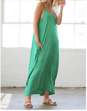 BACK TO THE BASICS - MAXI DRESS