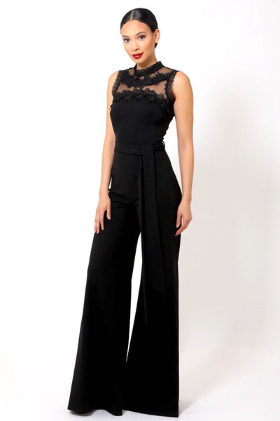 DATE NIGHT - WIDE LEG JUMPSUIT