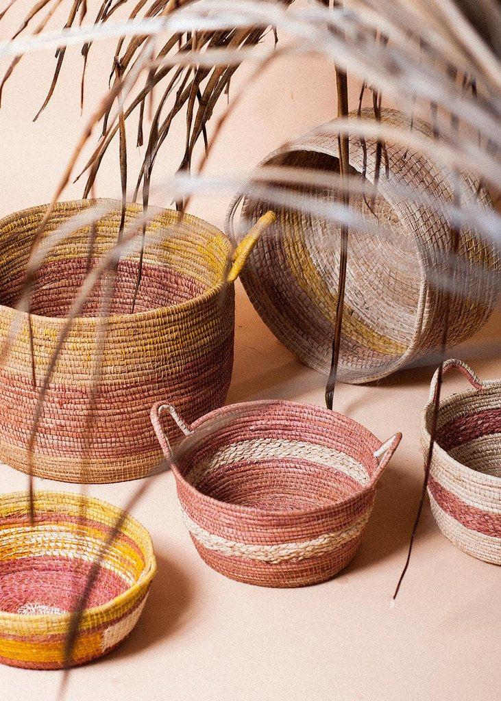 This Just In: Fique Baskets from Colombia