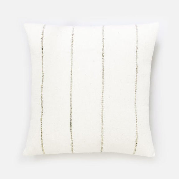 Ardo Striped Wool Pillow