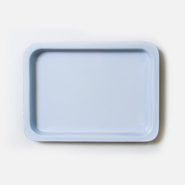 Enamelware Baking Tray - Cornflower