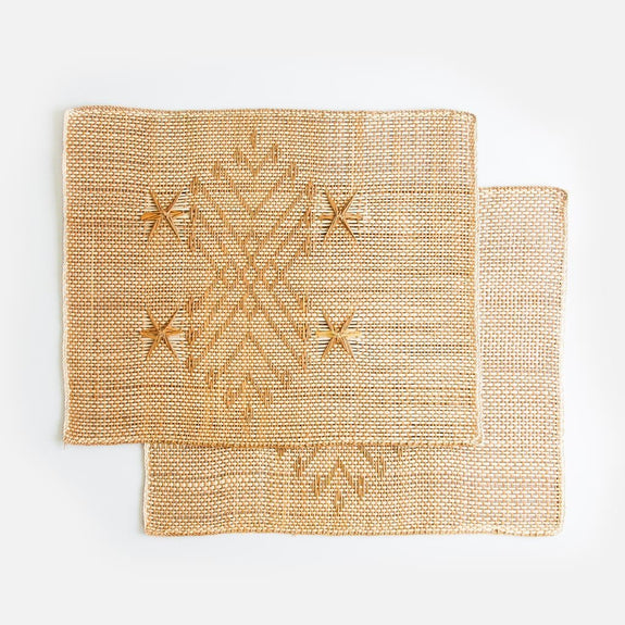 Star Woven Placemats