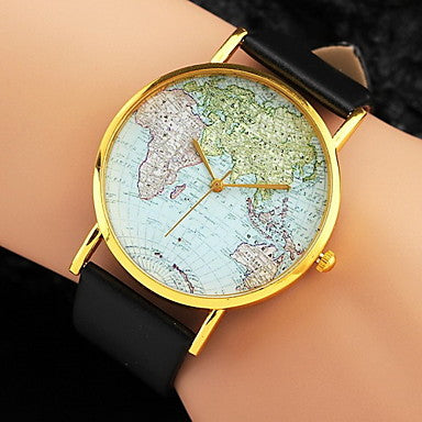 Flurr Designer World Watch