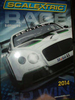 C8177 Scalextric 2014 Catalogue