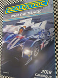 C8184 2019 Scalextric Catalogue