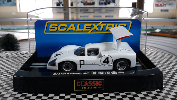 C2916 Scalextric Chaparral 2F No.4