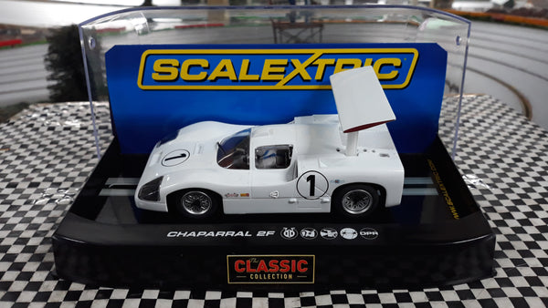 C2811 Scalextric Chaparral 2F No.1