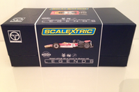 C3701A Scalextric Lotus 49 Graham Hill 1969 #1