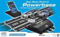 C8433 Scalextric App Race Control (ARC ONE) Powerbase + 2 controllers