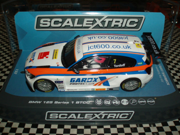 C3735 Scalextric BMW 125 Series 1 BTCC