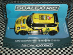 C3742 Scalextric Mini Cooper F56 Yellow