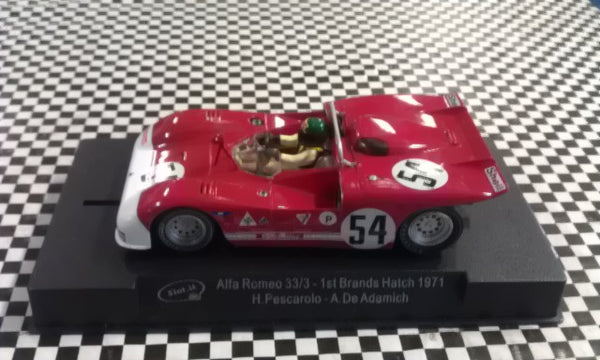 CA11C Slot it Alfa Romeo 33/3 #54