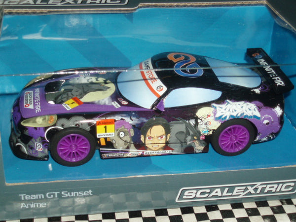 C3837 Scalextric Team GT Sunset