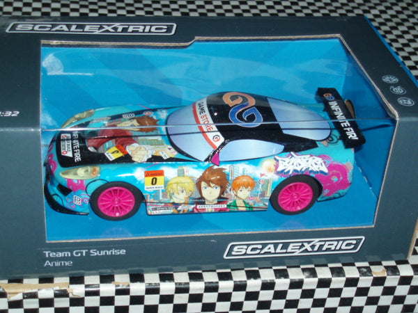 C3838 Scalextric Team GT Sunrise