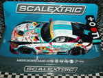 C3852 Scalextric Mercedes AMG GT3 Japanese GT300 #4