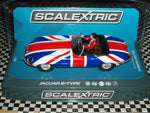C3878 Scalextric Jaguar E Type Union Jack