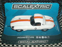 C3890 Scalextric Jaguar E Type 1965 Bathurst Bob Jane #9