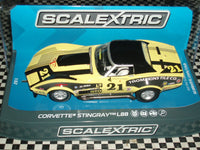 C3726 Scalextric Corvette Stingray L88