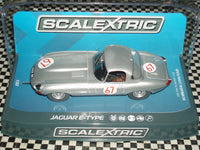 C3952 Scalextric Jaguar E Type Nurburgring 1963