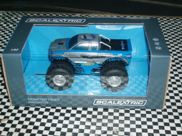 C3835 Scalextric Monster Truck Blue