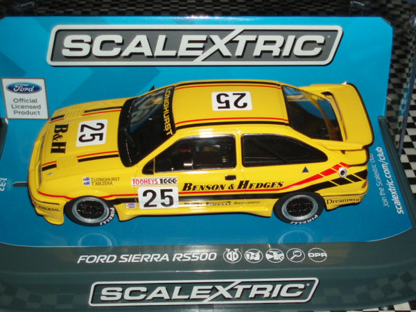 C3868 Scalextric Ford Sierra Cosworth RS500 - Bathurst 1988 Longhurst