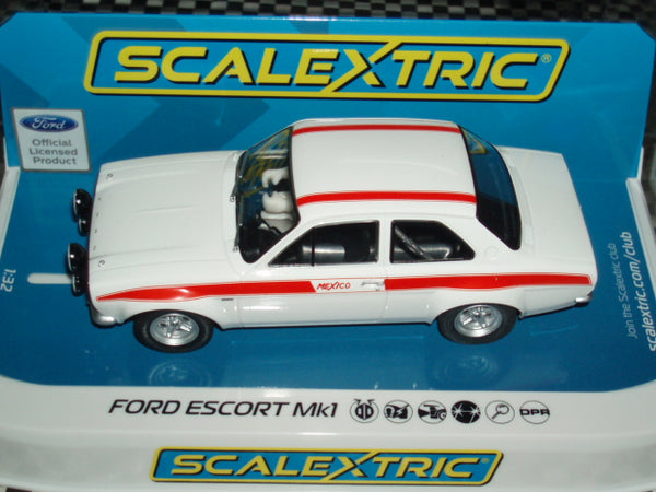 C3934 Scalextric Ford Escort Mk 1 Mexico
