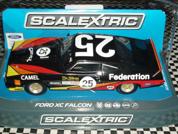 C3869 Scalextric Ford XC Falcon 1979 Bathurst Moffat #25