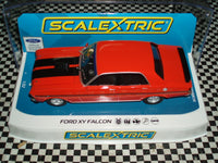 C3937 Scalextric Ford Falcon XY GT-HO Phase III Track Red