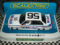 C3929 Scalextric BMW M3 E30 1988 Bathurst Brock & Richards