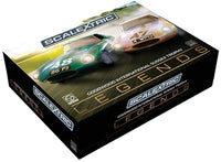 C3898A Scalextric Jaguar E Type Goodwood Twin Pack