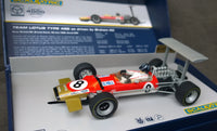C3543A Scalextric Lotus 49B Graham Hill 1968 #8