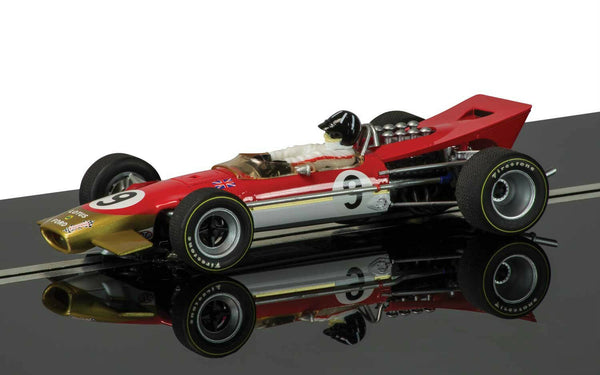 C3656A Scalextric Lotus 49B Graham Hill 1968 #9