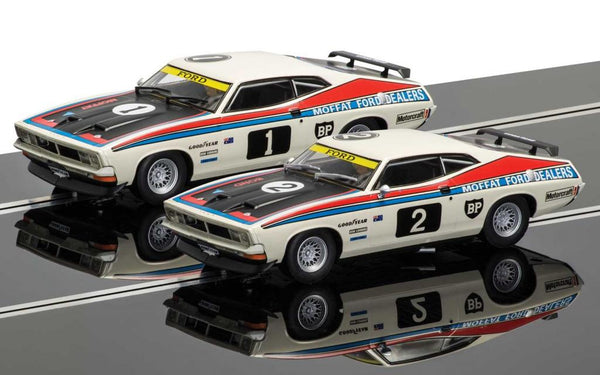 C3587A 1977 Ford XB Falcon Australian Touring Car Champions Twin Pack