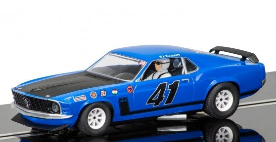 C3613 Scalextric Ford Mustang Boss 302 1969