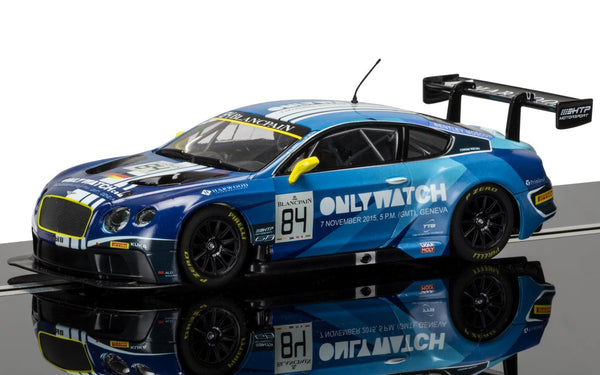 C3846 Scalextric Bentley Continental GT3 Blue