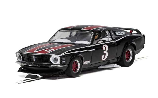 Scalextric C4014 Ford Mustang Trans Am 1972