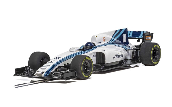 C4021 Scalextric 2018 Williams F1  FW41