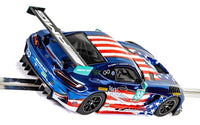 C4023 Scalextric Mercedes AMG GT3 USA Livery