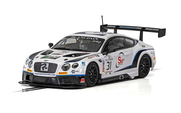 C4024 Scalextric Bentley Continental GT3 Team Parker Racing