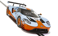 C4034 Scalextric Ford GT GTE Gulf