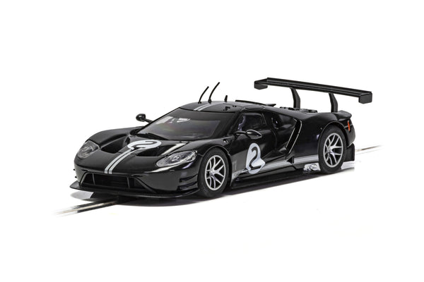C4063 Scalextric Ford GT GTE Black Heritage Edition