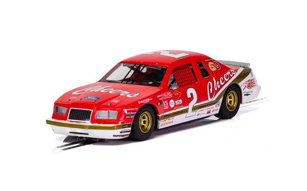 C4067 Scalextric Ford Thunderbird Cheers