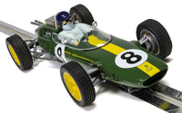 C4068A Scalextric Lotus 25 Jim Clark Monza 1963 F1 World Champion