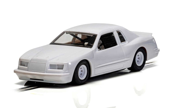 C4077 Scalextric Ford Thunderbird White